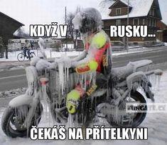 Když v Rusku…