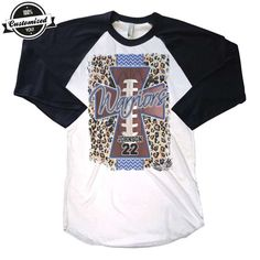 Customized School Spirit Shirt, Spiritwear!