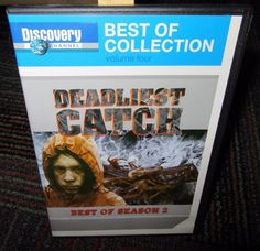 DEADLIEST CATCH - BEST OF SEASON 2 VOLUME 4 DVD, DISCOVERY CHANNEL COLLECTION