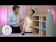 ▶ How to light a Dolls' house Masterclass, presented by The Dolls House Emporium - YouTube