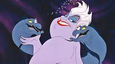 ¿Por qué Ursula solía vivir en el palacio? ¿Y por qué fue desterrada?