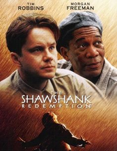 The Shawshank Redemption - Steven King. Prison is based on the Maine State Prison at Thomaston, near where we lived. So many great nuances in this film.