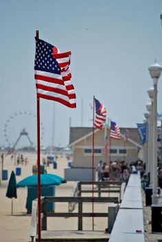 :) Boardwalk Ocean City Maryland