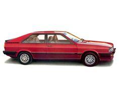 Audi Coupe GT (81,85) '1981–84