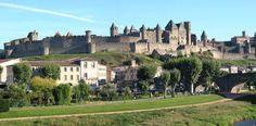 La Cité de Carcassonne - France