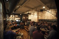 It's beer by the glass at Philadelphia's bottle-free bar food belter Tria Taproom...