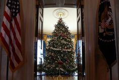 All the Presidents' Menus: What First Families Eat on Christmas |
