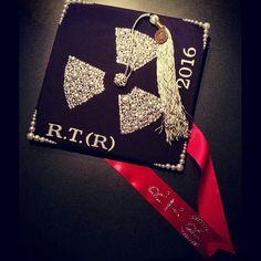 My grad. Cap. #radiology
