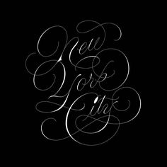 For those holding it down in NYC. Type by @seanoconnor - #typegang - typegang.com