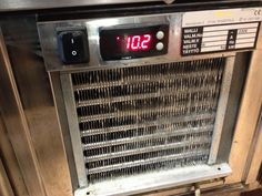 Lux mini, was mainly too warm. Iced evaporator prob. Too heavy use and mist condition.  Fix: added more defrost cycles and raised evap. Defrost ending temp.