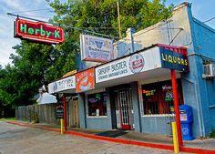 Herby K!  One of our famous Shreveport Landmarks...Shrimp Buster's....drool. :-)