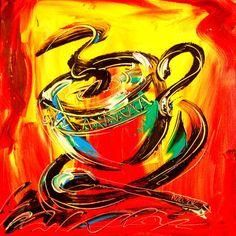 Hecho a la Medida - pintura magnífico modernista óleo original por Mark Kazav - Arte Contemporáneo lienzo firmado Estirada -Ready Para mostrar