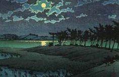 Kawase Hasui 川瀬 巴水, May 18, 1883 – November 7, 1957