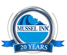 Mussel Inn Seafood Restaurants Edinburgh and Glasgow - Fresh, delicious Scottish seafood and non-seafood dishes at very affordable prices! Edinburgh Restaurants, Seafood Restaurant, Mussels, Seafood Dishes, 20 Years, Scotland, Logo, Logos, Clams
