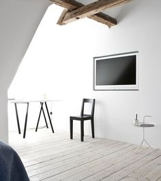 Tv in wall Luxurious interior design ideas perfect for your projects. #interiors #design #homedecor www.covetlounge.net