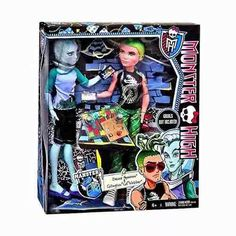 Monster High Gorgon & Gillington Webber - $ 2.299,99