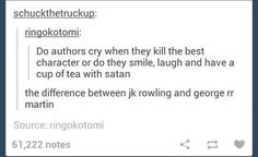 25 Savage Harry Potter Vs Game of Thrones Memes That Might Start A War My Tumblr, Tumblr Posts, Percy Jackson, Writing Tips, Writing Prompts, Mischief Managed, Thats The Way, Geek Out, My Guy