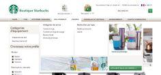 Starbucks Tumblers, Starbucks, Mega Menu, Web Design, Design Web, Website Designs, Site Design