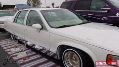 Cadillac Ct6, Cadillac Fleetwood, Low Low, Lowrider, Hot Cars, Cars And Motorcycles