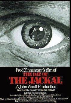 Directed by Fred Zinnemann. With Edward Fox, Terence Alexander, Michel Auclair, Alan Badel. A professional assassin codenamed Jackal plots to kill Charles de Gaulle, the President of France. Streaming Movies, Hd Movies, Movies Online, Movies And Tv Shows, Movie Tv, Movies Free, Iconic Movies, Broderick Crawford, Jessica Tandy