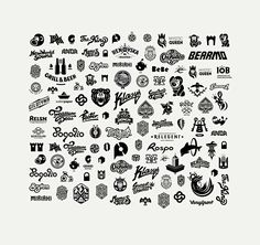 BELCBOOK / LOGO & TYPOGRAPHY 2010-2014 on Behance