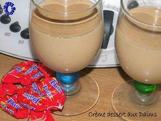 Crème dessert aux Daims, version TMX