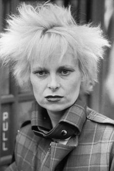 A Brief History of Punk in Honor of Vivienne Westwood
