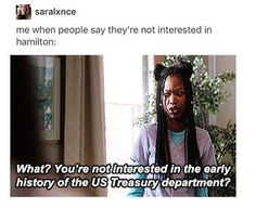 What? You're not interested in the early history of the US Treasury Dept?