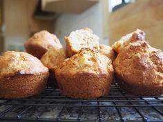 Pear and Cinnamon Muffins Recipe