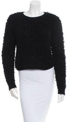 Elizabeth and James Sweater Crewneck Sweaters, Elizabeth And James, Turtle Neck, Stylish, Blouse, Tops, Women, Fashion, Moda