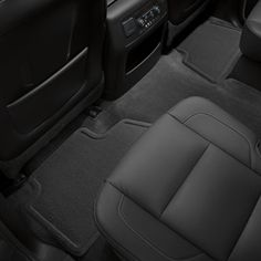 2016 Suburban Floor Mats Rear Premium Carpet Cocoa 2016
