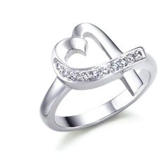 Pin 469992911082145036 Tiffany Rings Loving Heart