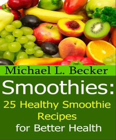 #Smoothies are a great and easy way to get micro nutrients in each day. They provide so many protective qualities and can help anyone with their health and fitness goals. Love These Smoothies! http://www.amazon.com/Smoothies-Healthy-Smoothie-Recipes-Optimum-ebook/dp/B00AHY78OA