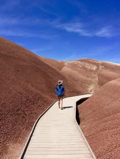 Painted Hills, Oregon - a guide