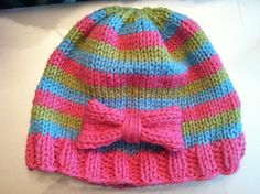 knit toddler hats- free patterns from ravelry