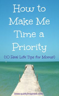 Think you have to put everyone else first to be a good mom? Nope! Find yourself again with these 10 self help tips for mom about making me time a priority!
