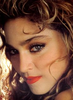 Madonna...I've loved her music and style and well just about everything about her since I was 6 years old.