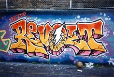 Dr. Revolt NYC Graffiti Hall of Fame