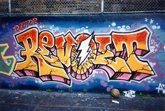 Dr. Revolt NYC Graffiti Hall of Fame