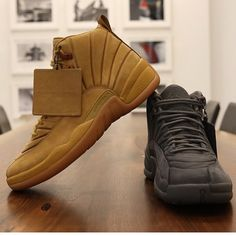 online store 417d0 5f490 Public School has announced that the PSNY x Air Jordan 12 Wheat will be  releasing this Summer 2017 at select shops. Chaussures De Course ...