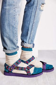 Teva X Woolrich Original Universal Sandal - Urban Outfitters