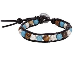 Brown Leather Wrap Bracelet with Natural Turquoise Beads ... https://www.amazon.com/dp/B01ANEBCDG/ref=cm_sw_r_pi_dp_x_VUmozbY56WVKG