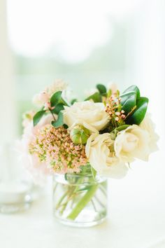 Sprout Home Florist- NY http://www.stylemepretty.com/2013/02/26/upstate-new-york-wedding-from-erin-hearts-court/