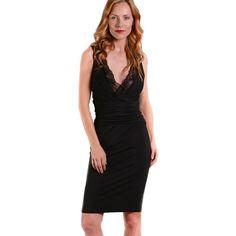 Red Hot Curves Women's Blake Shapewear Dress ( Small)