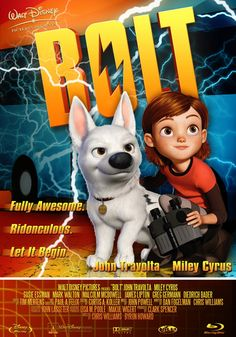 Watch Bolt 2008 Full Movie Online Free