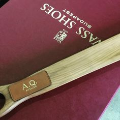 http://chicerman.com  aqatelier:  Cedar shoe horn with customized leather engraving for use on one of the quality shoe in the world #vass #laszlovass #cedarwood #shoehorn #personalization #madeinsingapore #worldwideshipping #aqatelier #LodgeofStrangeAfeminates #menswear #menstyle #menshoe #sartorial #shoeporn #shoeaddict #shoegazing #shoegazingblog  #menshoes
