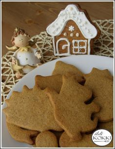 ildi KOKKI : Piparkakku (Finn karácsonyi keksz)