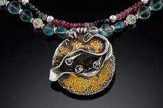 Gale Schlagel Fine Jewelry Custom Design Art to Wear www.celiefago.com
