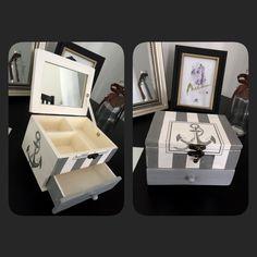 Anchor jewel-box