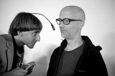 Neil Harbisson - Sound Portraits - Venezia, 2011